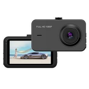 SE019 3 inch 125 graden groothoek Full HD 1080P video auto DVR  ondersteuning TF Card/loop Recording/G-sensor