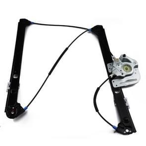 Auto Voorlinks Glazen Lift Power Window Regulator LH Driver Side + Toolkit 51338254911 voor BMW X5