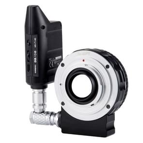 Aputure DEC LensRegain Draadloze op afstand te bedienen Follow Focus Lens Adapter voor MFT M43 Camera met 0.75X Focal Reducer