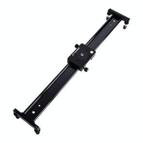 YELANGU YLG0109F-L60 DSLR Compacte Camera Video Slider  Lengte: 60cm (zwart)