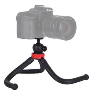 MZ305 Mini Octopus Flexible Tripod Holder with Ball Head for SLR Cameras  GoPro  Cellphone  Size:30cmx5cm