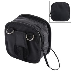 9PCS Nylon Filter Bag with Strap  Size:14Ã12Ã6cm(Black)