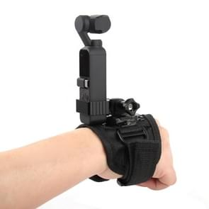 Sunnylife OP-Q9203 Hand Wrist Armband Strap Belt with Metal Adapter for DJI OSMO Pocket