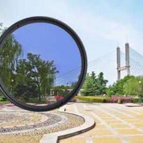 Professionele 52mm Lens Filter set (CPL Filter + Lens beschermings Cap + Hex Spanner) & (UV Filter + Lens beschermings Cap + Hex Spanner) voor GoPro HERO5