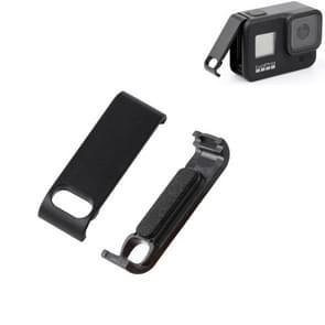 Sport camera oplaadbare batterij vervangende cover voor GoPro HERO8
