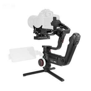 ZHIYUN CRANE 3 LAB Standaard 3-assige handheld gimbal draadloze 1080P FHD beeldtransmissie camera stabilisator met statief + quick release plaat + opberghoesje voor DSLR camera en smartphone  belasting: 4 5 kg (zwart)