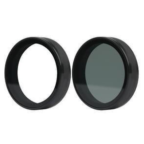 Voor Xiaomi Mijia kleine Camera 38mm UV bescherming + ND Dimmer Lens Filter (zwart)