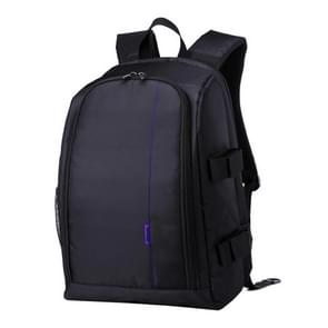 HUWANG HU107490 Portable Waterproof Scratch-proof Polyester Surface Material 15.6 inch Laptop Notebook Computer Bag Backpack Shoulder Bag Outdoor Sports Camera Bag Phone Bag for GoPro  SJCAM  Nikon  Canon  Xiaomi Xiaoyi YI  Apple  Samsung  Huawei(Purple)