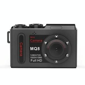 MQ8 FHD 1080P Mini DV Pocket Digital Video Recorder Camera Camcorder  Support  IR Night Vision
