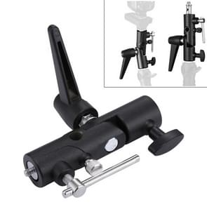 H Type Multifunctional Flash Light Stand Umbrella Bracket  Max Load: 3kg