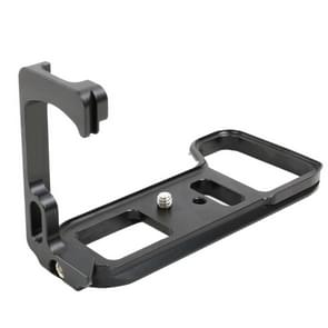 FITTEST A7R III  Vertical Shoot Quick Release L Plate Bracket Base Holder for Sony A7RIII (Black)