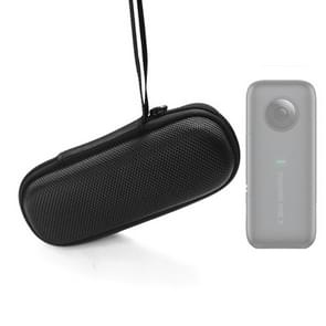 Sport panoramische camera camera beschermende tas voor Insta360 ONE X  grootte: 14cm x 6cm x 5.5 cm (zwart)