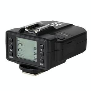 TRIOPO G2 draadloze flash trigger 2.4G ontvangen / verzenden dual purpose TTL high-speed trigger voor Canon Camera
