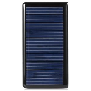 5V 60mA 68 x 37mm Silicon polykristallijne zonnepanelen
