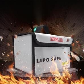 STARTRC draagbare Lithium batterij Explosiebestendige veiligheid vlamvertragende hoge temperatuurbestendige Opbergzakken voor DJI Mavic mini