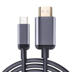 ROCK H1 USB-C/type-C naar 4K HD HDMI adapter kabel  kabel lengte: 5m