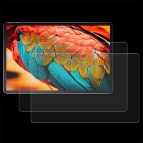 Voor Lenovo Tab P11 Pro 2 PCS 9H HD explosiebestendige gehard glasfilm