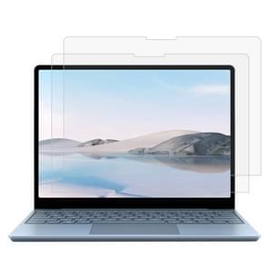 Voor Surface Laptop Go 2 PCS 9H HD explosiebestendige tempered glass film