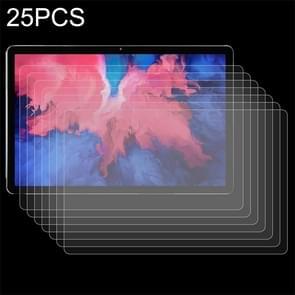 Voor Lenovo Tab P11 25 PCS 9H HD explosiebestendige gehard glasfilm
