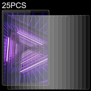 Voor Lenovo Tab M10 HD Gen 2 25 PCS 9H HD explosiebestendige tempered glass film