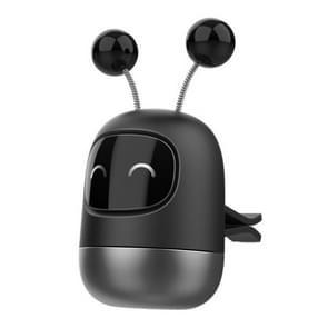 Cartoon Robot Car Air Outlet Aromatherapie (Happy Face)