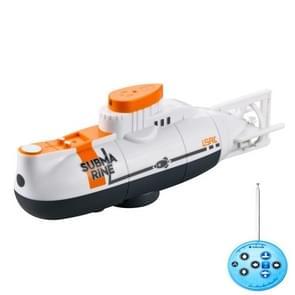 LSRC Mini USB Opladen Afstandsbediening Submarine Kinderen Speelgoed (Wit)