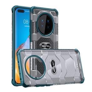 Voor Huawei Mate 40 wlons Explorer Series PC + TPU Protective Case (Donkergroen)