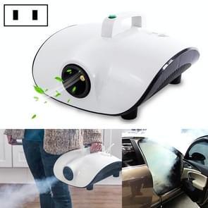 Car Timing Atomization Desinfectie Machine Sterilisatie en Geur Verwijdering Formaldehyde Desinfectie Machine Fog Machine Deodorant (JP Plug)