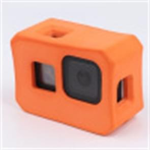 Voor Gopro Hero 8 Camera EVA Boei Case(Oranje)