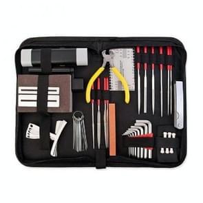 Multifunctionele gitaar reparatie en onderhoud tool set