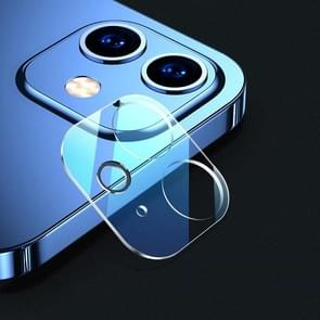 JOYROOM JR-PF728 Mirror Series Achteruitrijcamera Lens Tempered Glass Film (Gemstone Versie) Voor iPhone 12 Mini