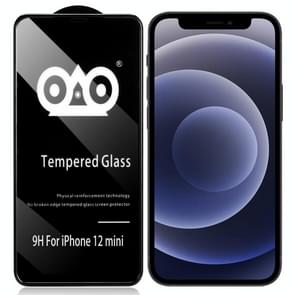 Shockproof Anti-breaking Edge Airbag Tempered Glass Film For iPhone 12 mini