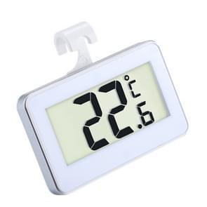 Mini koelkast Thermometer Digitaal LCD Display vriezer temperatuurmeter met haak