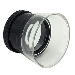 Mini draagbare 15 X cilinder Type sieraden antieke Vergrootglas