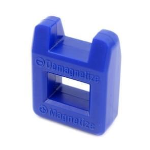 JF-8145 magneet + kunststof reparatie gereedschap vullen van Demagnetization Devices(Blue)