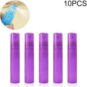 10 PCS 5ml Desinfectie Masker Spray Bottle Lege Fles (Paars)