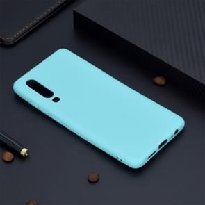 Candy Color TPU Case voor Huawei P30 (groen)