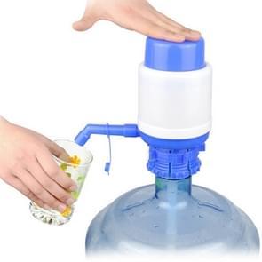 Middellange gebotteld drinkwater Hand druk druk pomp Dispenser Water druk apparaat