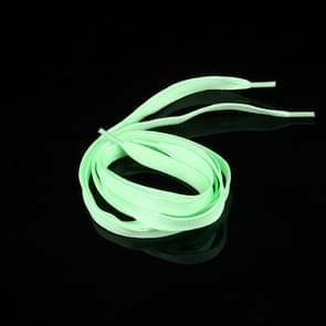 1 Pair Noctilucent Shoelaces  Length: About 80cm