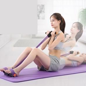 Protable Latex pedaal Pull touw Home Fitness elastiek Body Building Training Pull touw