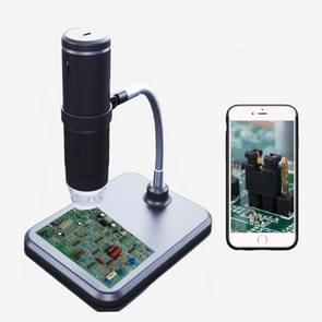 F210 HD 1080P WIFI 1000X vergroting digitale microscoop met 8 LED licht