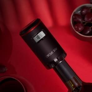 Originele Xiaomi Circle Joy Smart USB opladen LED display vacuüm wijn opslag fles snoer Stopper