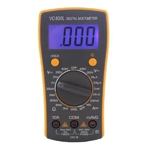 BEST-VC830L professionele reparatie tool Pocket digitale multimeter