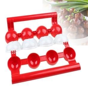 Nuttige Newbie gehaktballen vis ballen keuken zelfgemaakte gevulde gehaktballen Maker Home koken Tools