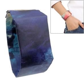 Stad van Sky patroon creatieve Fashion waterdichte papier Watch intelligente papier elektronische polshorloge