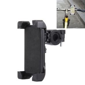 CH-01 360 graden rotatie fiets telefoonhouder voor de iPhone 7 & 7 Plus / iPhone 6 & 6 Plus / iPhone 5 & 5 C & 5s(Black)