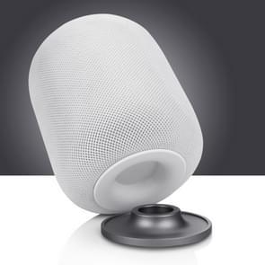 HomePod intelligent speaker base roestvrijstalen basis luidspreker blok (grijs)