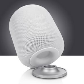 HomePod intelligent speaker base roestvrijstalen basis luidspreker blok (zilver)