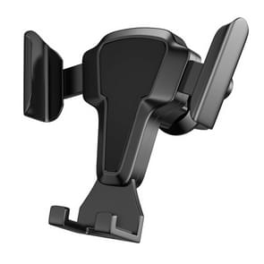 FLOVEME YXF204095_1 Car Air Outlet Mount Automatic Retractable Arm Phone Holder Stand for 4-6.5 inch Phone (Black) FLOVEME YXF204095_1 Car Air Outlet Mount Automatic Retractable Arm Phone Holder Stand for 4-6.5 inch Phone (Black) FLOVEME