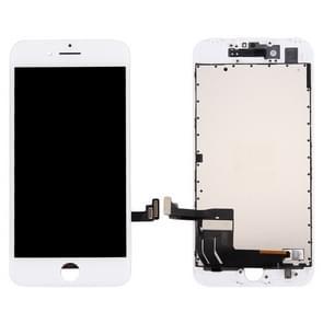 LCD-scherm en Digitizer voor iPhone 7(White)